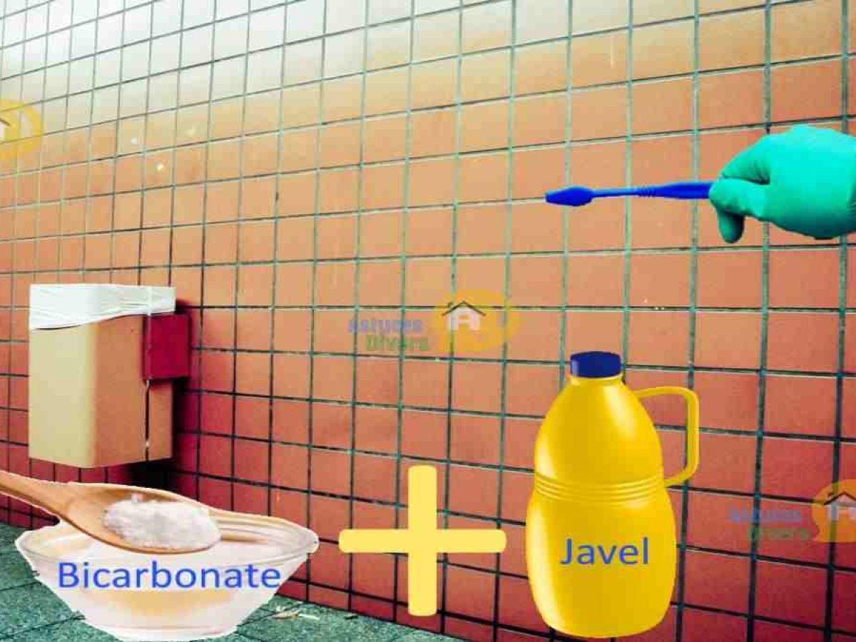 Astuce Pour Joint De Carrelage nettoyer les joints de carrelage et de faïences : 5 étapes