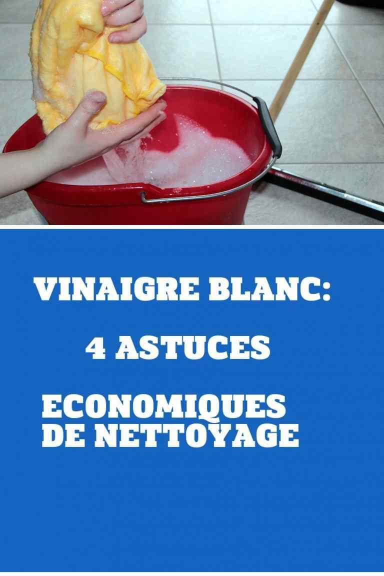 Vinaigre Blanc Dans La Machine A Laver vinaigre blanc: 4 astuces économiques de nettoyage