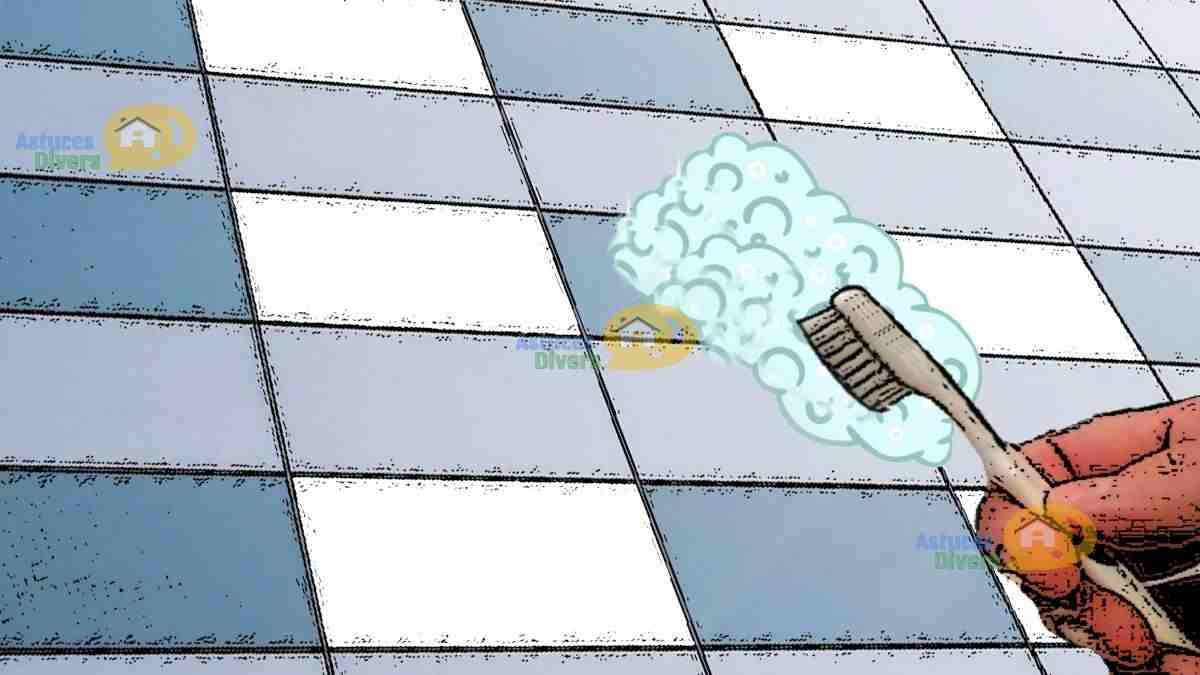 Nettoyer Joint De Carrelage nettoyer les joints de carrelage et de faïences : 5 étapes